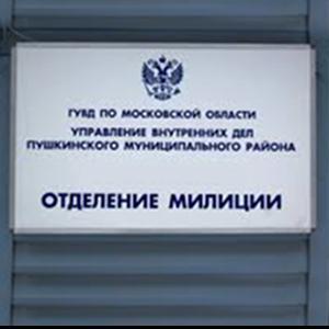 Отделения полиции Ефремова